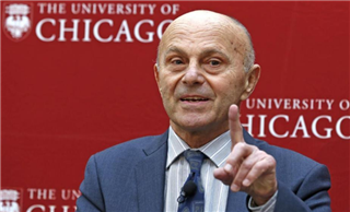 Momentum principle or effect by Eugene Fama.