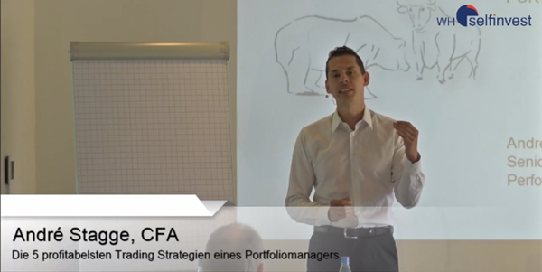 Trader Andre Stagge explains his trading strategies.
