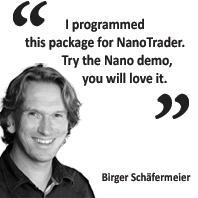 Trading strategies from trader Birger Schaefermeier.