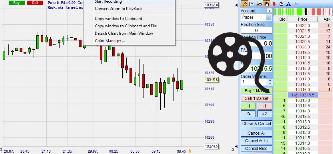 Tools for novice and advanced traders to learn how to trade more efficiently.
